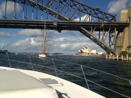 Follow the Sun Luxury Boating in Sydney