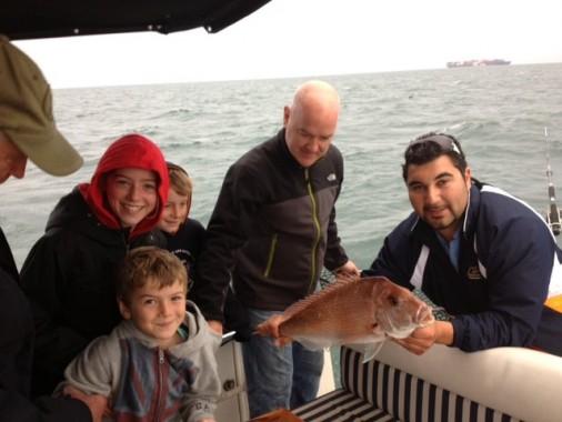 John Clifford Boat hire Melbourne