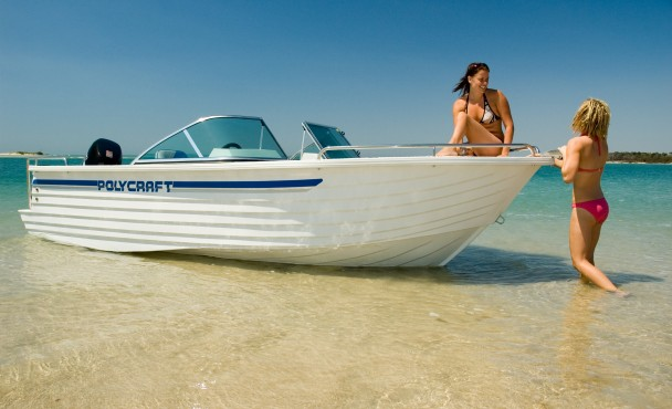 Polycraft Bowrider Speed Boat From 1-10 Passengers
