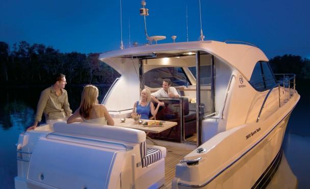 Riviera 3600 Sports Yacht  1-10 Passengers