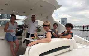 Picture Your Next Special Event on the Water
