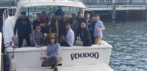 go luxury boating melbourne