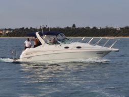 luxury boat hire melbourne