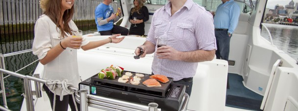 Sunday Breakfasts in Docklands is a Winner for PCC Members | Docklands Boat Hire