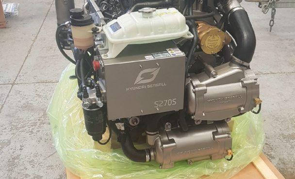 Mustang 28 & Sunrunner 28 Get New Diesel Motors