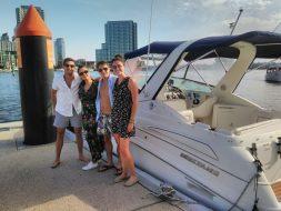 private yacht hire melbourne