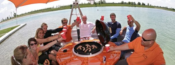BBQ Boat Hire Melbourne